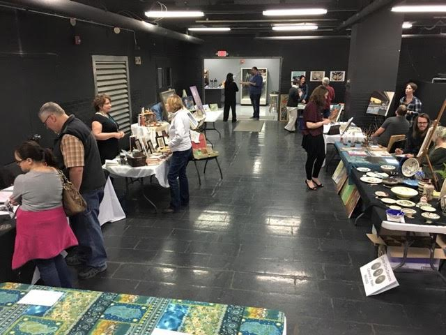 Infinity Visual and Performing Arts will hold its third annual Local Artist Showcase at the Infinity Arts Cafe from 11 a.m to 4 p.m. on Saturday, March 11. Submitted photo