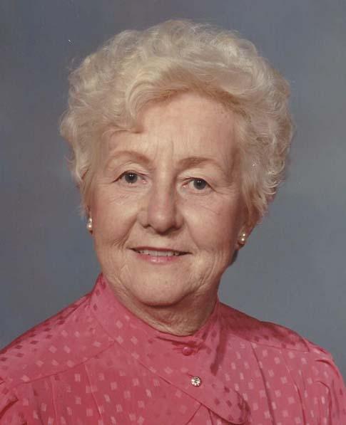 Joyce Helen Olson