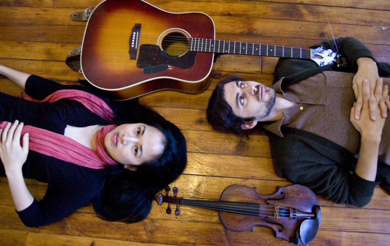 The Jamestown Concert Association will continue its 2016-17 concert series with a performance by Celtic fiddle and guitar duo Dana and Kyle on Friday, March 17, at St. Luke's Episcopal Church beginning at 8 p.m. Submitted photo
