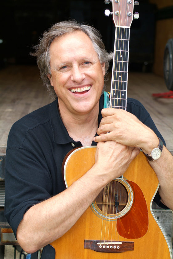 "Nationally renowned singer-songwriter Tom Chapin will be the featured artist in the upcoming 63rd episode WRFA-LP 107.9 FM's ""Rolling Hills Radio"" on Thursday, April 27, at the Robert H. Jackson Center's Carl Cappa Theater. Submitted photo"