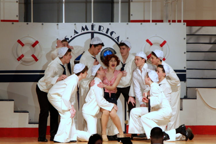 """On May 13, Maple Grove will perform """"Anything Goes"""" at Shea's after being nominated for the 2017 Kenny Awards."""