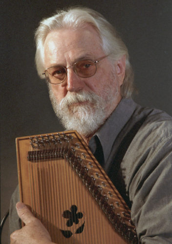 "WRFA-LP 107.9 FM's ""Rolling Hills Radio"" will feature a performance by Bryan Bowers, a 1993 inductee of the Autoharp Hall of Fame, on Thursday, May 25, at the Robert H. Jackson's Carl Cappa Theater. Submitted photo"