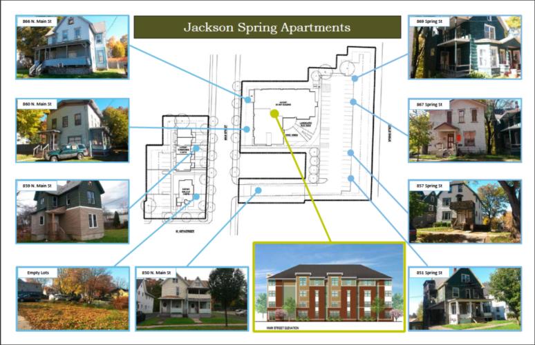 jackson spring