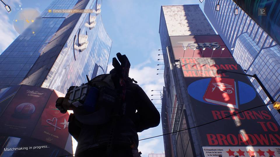"Gameplay alone is fun in ""The Division,"" but adding in a familiar environment like Times Square makes it that much more grand."