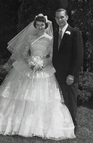 Mr. and Mrs. Ronald Waite