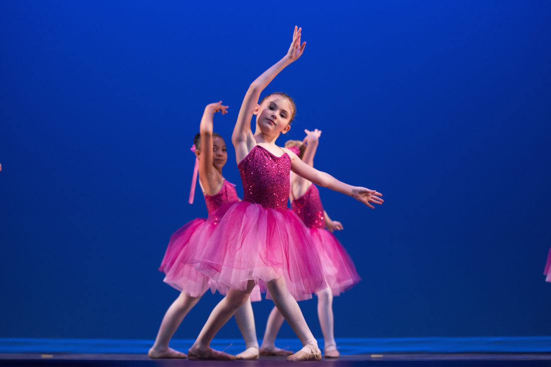 Chautauqua Regional Youth Ballet students performing in last year's Spring Gala. Photos by Rob Sigler