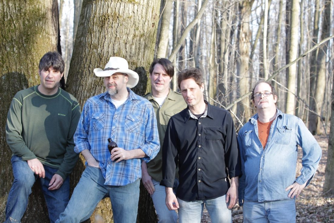 The Bogarts, pictured, will share a stage with Uncle Ben's Remedy at the Lakeview Hotel in Mayville on Saturday in a joint bill beginning at 9 p.m. Submitted photo