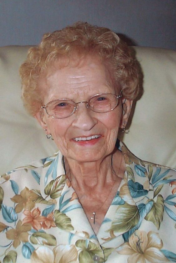 "Virginia S. ""Ginny"" Zindler"