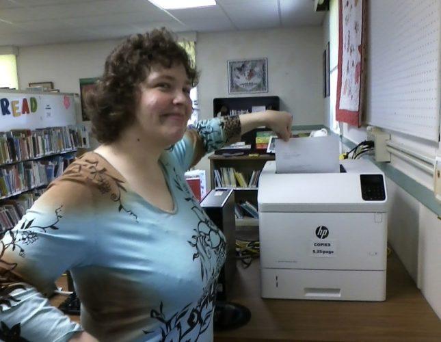 BP Printer