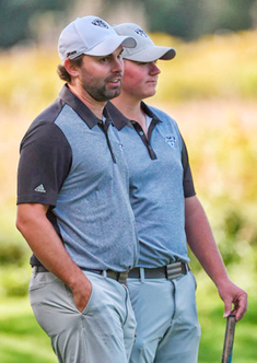 St. Bonaventure golf coach and Panama resident Ryan Swanson will play in the LECOM Health Challenge at Peek'n Peak Resort next month. Photo courtesy of St. Bonaventure Athletics