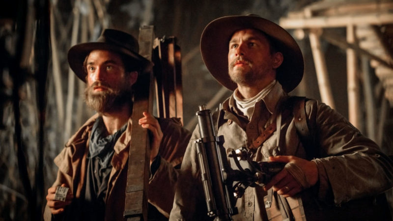 Pictured is a still from 'The Lost City Of Z' which will be screened Wednesday at the Reg Lenna Center for the Arts.