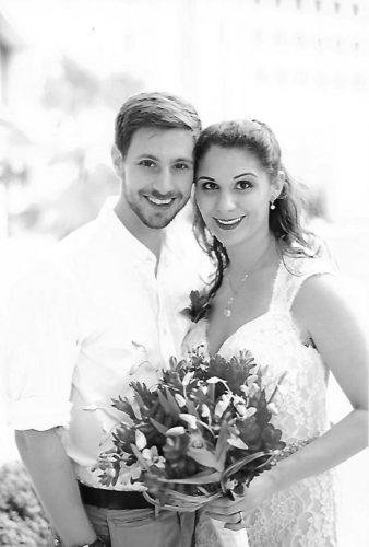 MR. AND MRS. JASON  RODERICK SCOTT
