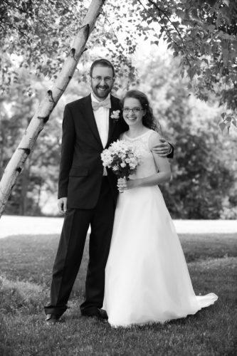 Mr. and Mrs. Eric M. Bradley