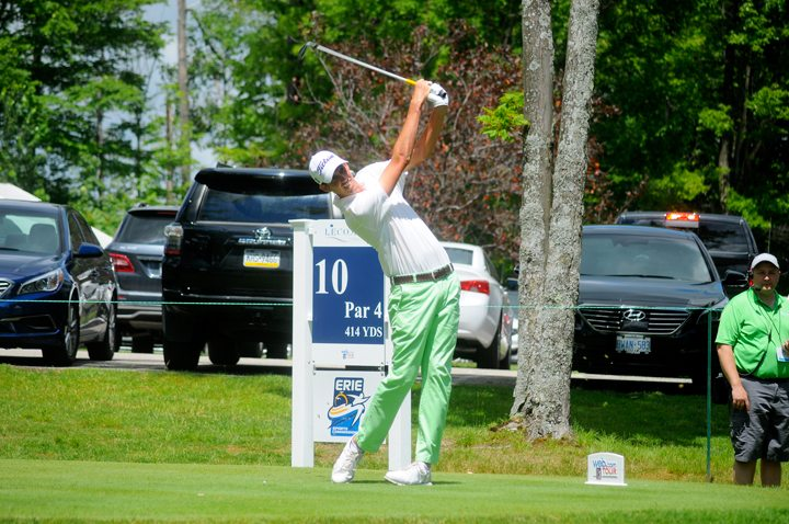 Raleigh's Hadley fires 7-under Sunday, wins on Web.com Tour