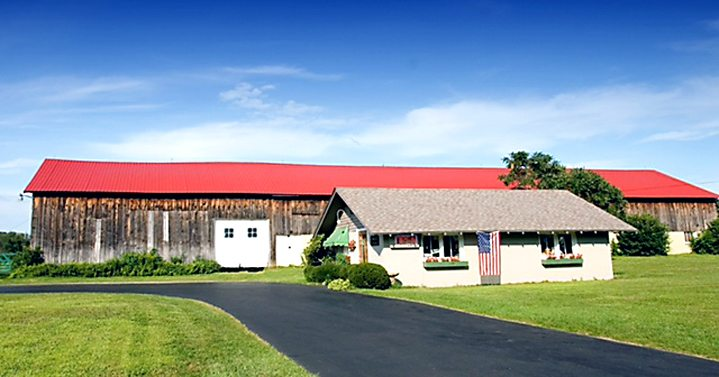 Cadwell's Cheese House & Gifts, located in Dewittville, will be celebrating their 90th anniversary this year. A celebration will be held from 1-4 p.m. Saturday at the business' location, 5392 E. Lake Road, Route 430. Submitted photo