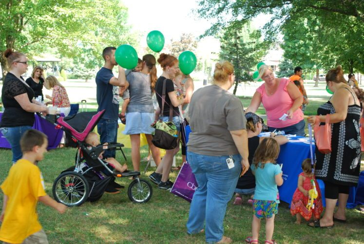 Four Healthy Baby festivals are planned for three counties by Catholic Charities Women, Infants and Children nutrition program.