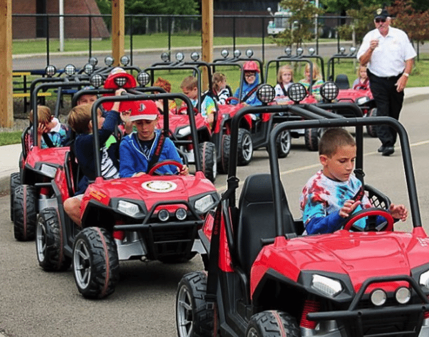 The Chautauqua Children's Safety Education Village will host a series of activities and courses in the coming weeks, including youth courses in traffic and bike safety. Submitted photo