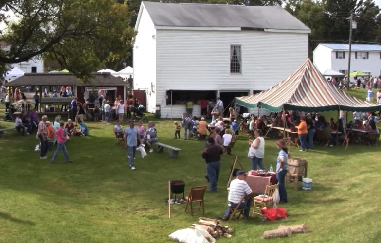 Busti Apple Festival: Sept. 30. Demonstrations of pioneer and 19th century life and survival, handmade crafts (over 100 booths), locally grown produce for sale, ready to eat and take-home seasonal foods and baked goods for sale. Photo courtesy of the Busti Historical Society