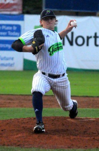 Pitcher David Lyskawa (First-Team pitcher) P-J file photos by Matt Spielman