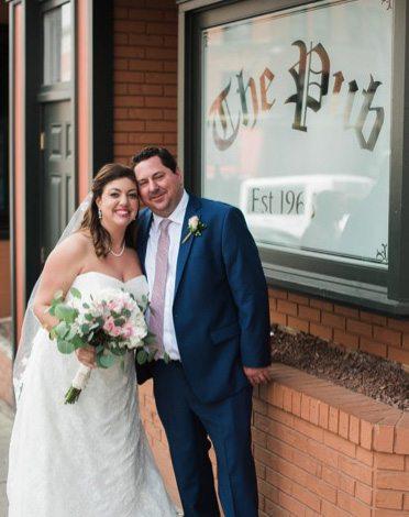MR. AND MRS. SAM LISCIANDRO