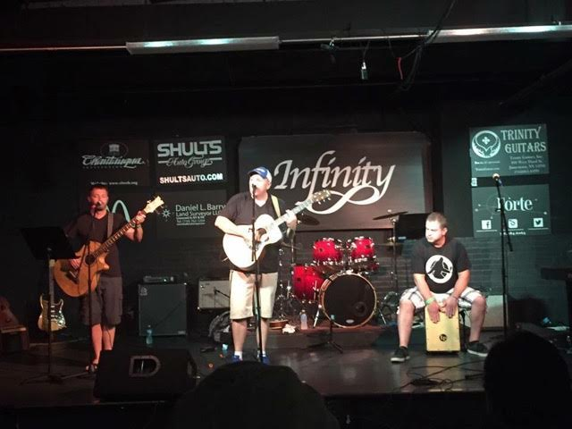 Infinity Visual and Performing Arts will present its 14th annual Local Music Showcase fundraising event on Saturday, Sept. 9, from 6 p.m. to 2 a.m. The showcase will feature dozens of musical acts at 10 downtown locations throughout the course of the evening. Submitted photo