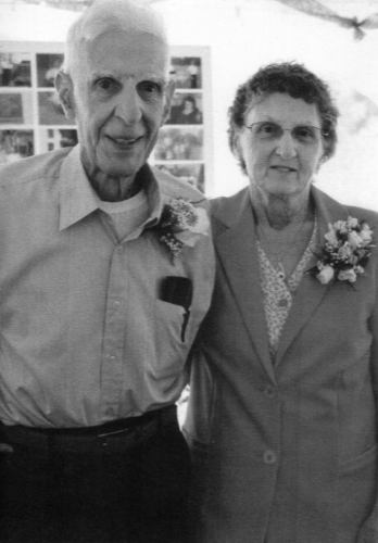 Mr. and Mrs. R. Joseph Mills