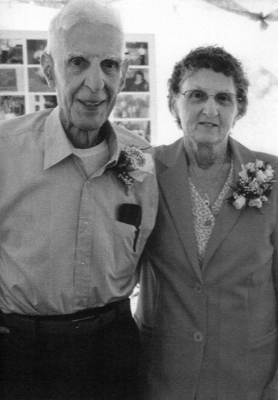 Mr. and Mrs. R. Joseph Mills