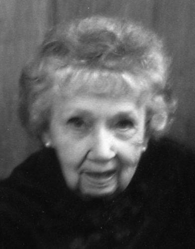 Gladys J. Bolles