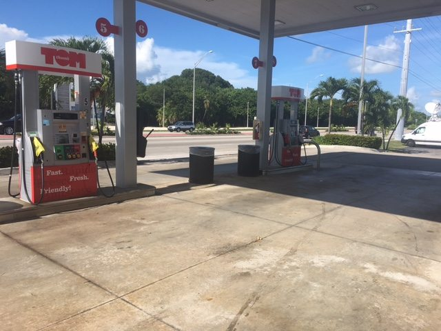 Gas shortages started in the Keys Tuesday and Wednesday.