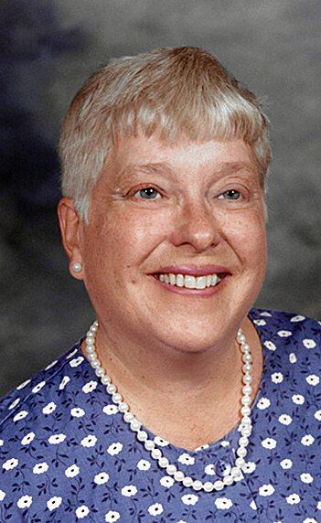 """Geraldine """"Gerri"""" Ann Turney"""