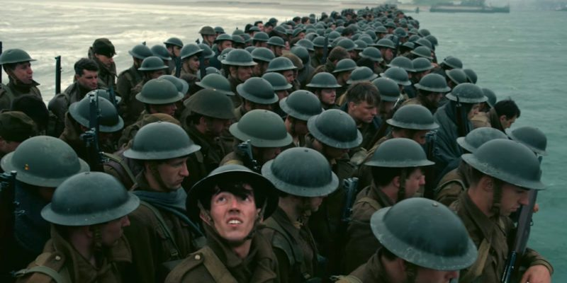 "The Reg Lenna Center for The Arts will show ""Dunkirk"" Wednesday at 7 p.m."