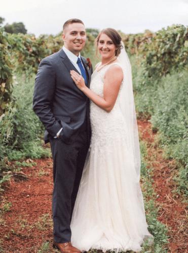 Mr and Mrs. Joshua C. Arnone