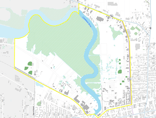 Public comment is wanted on the Chadakoin River West Brownfield Opportunity Area nomination study. Submitted photo