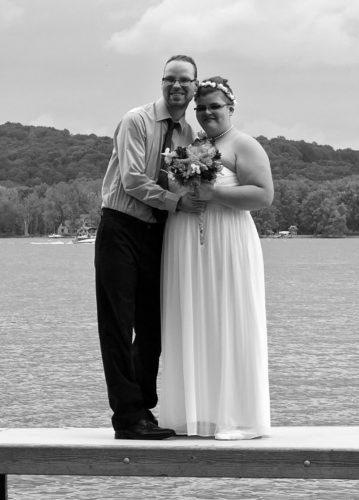 Mr. and Mrs Gerald L. Masten