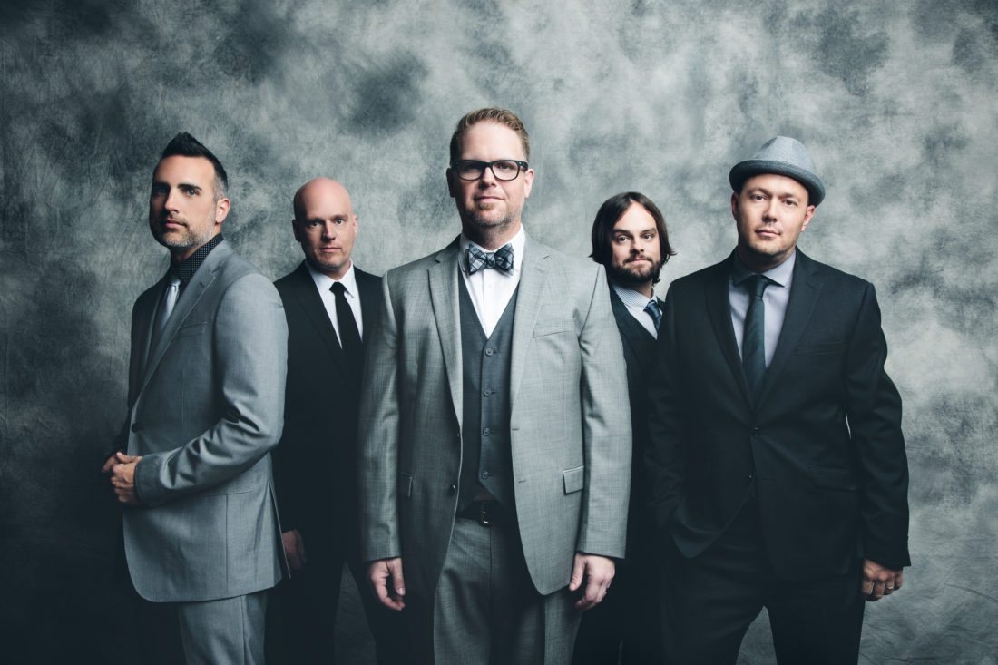 Christian rock band MercyMe will perform at Northwest Arena on Friday beginning at 7 p.m. The concert will mark the nationally touring band's first visit to Jamestown. Submitted photo
