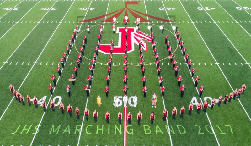 JHS Marching Band 2017 (1)