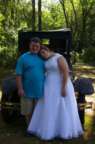 Mr. and Mrs. Ellery James Bauer