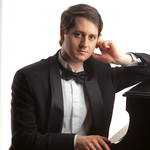 The Jamestown Concert Association will host world-renowned and award-winning pianist Nikita Mndoyants in a Friday concert at St. Luke's Episcopal Church beginning at 8 p.m. Submitted photo