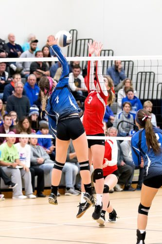Panama's Madalyn Bowen leads a strong Panthers' front line into today's NYSPHSAA Class D Far West Regional against C.G. Finney at Daemen College. P-J file photo