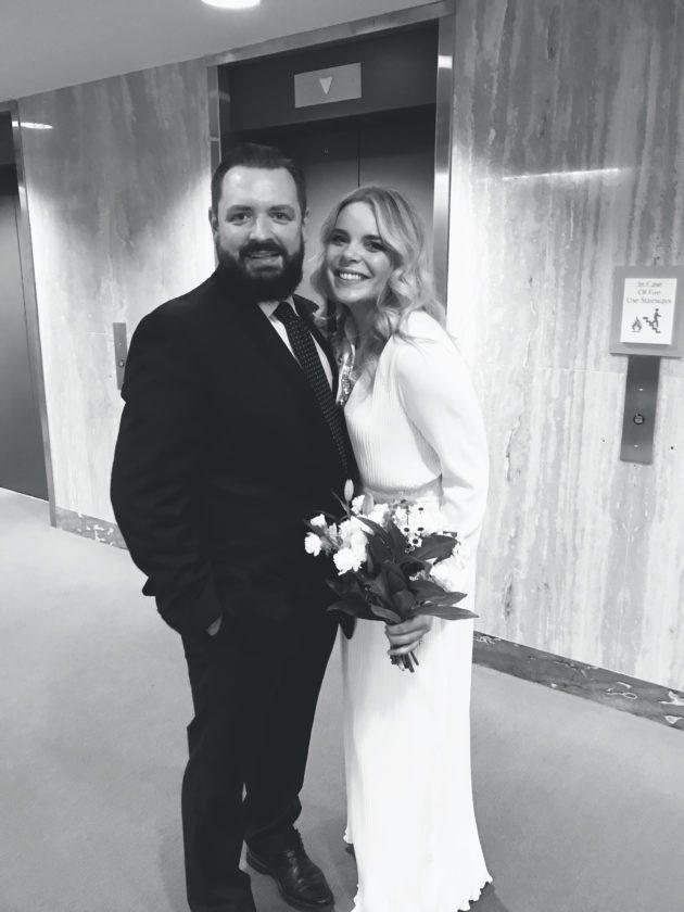 Mr. and Mrs. Brett Allen Jarmer