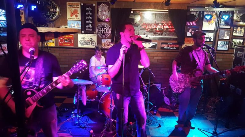 For the past five years, Splitfoot has been a constant mainstay in the local music scene, performing in bars and clubs throughout Western New York and northwestern Pennsylvania. Submitted photo