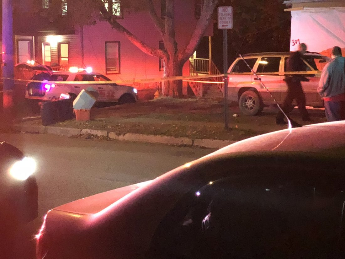 22-year-old man dead after stabbing in Jamestown