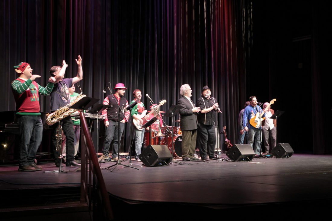 """The Reg Lenna Center for the Arts will host """"Home for the Holidays 2: Christmas at the Reg"""" on Saturday from 4-6 p.m. The concert will feature a variety of local and regional musicians performing a wide variety of musical stylings. Submitted photos"""
