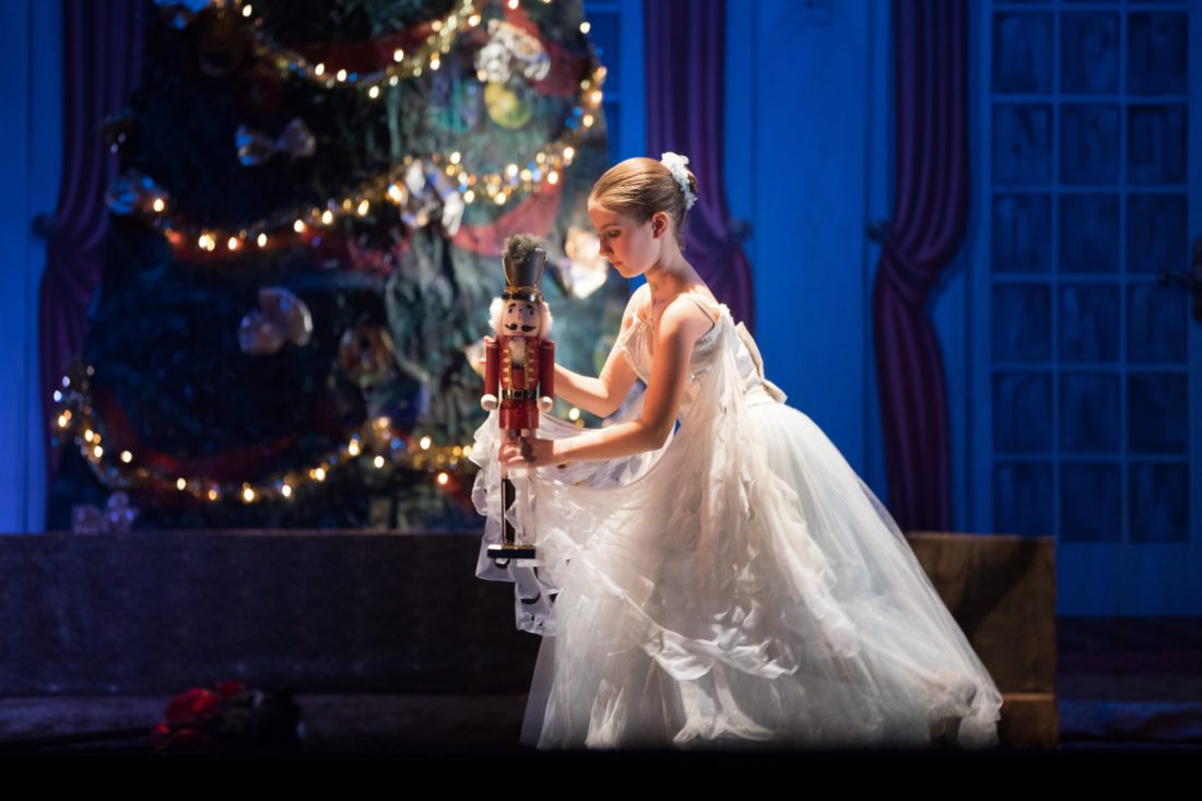 """The Chautauqua Regional Youth Ballet will present its annual production of """"The Nutcracker"""" at the Reg Lenna Center for the Arts this holiday season on Friday, Dec. 15, at 7:30 p.m., and Saturday, Dec. 16, at 2 p.m."""