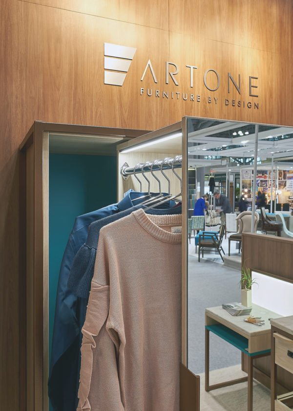 Artoneu0027s Closet Unit That Was Named A Finalist For Best Of BDNY Product  Design Competition In