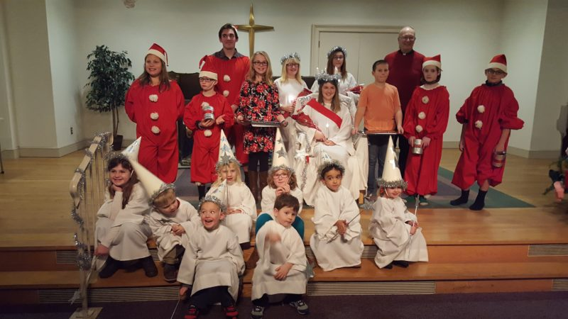 First Lutheran Lucias