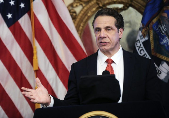 Gov. Andrew Cuomo recently announced $75 million to be invested in modernizing schools, include several locally.  AP photo