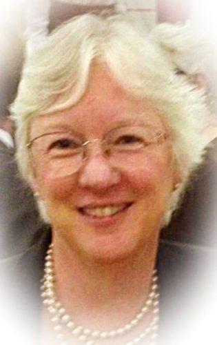 """Rev. Karen P. """"Kit"""" Snyder"""