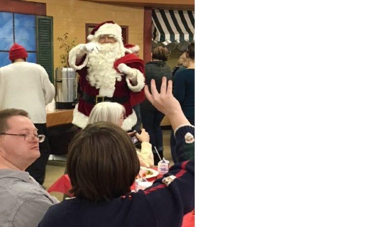 Santa At Aspire