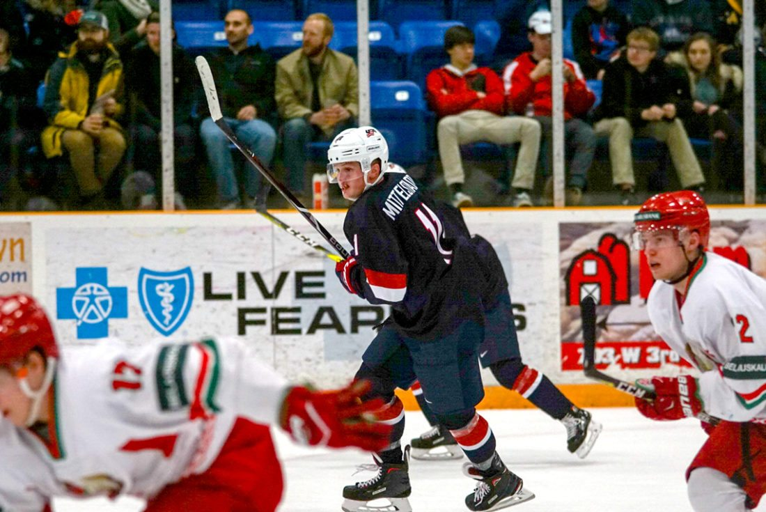 Sabres' Prospect Mittelstadt Comes As Advertised
